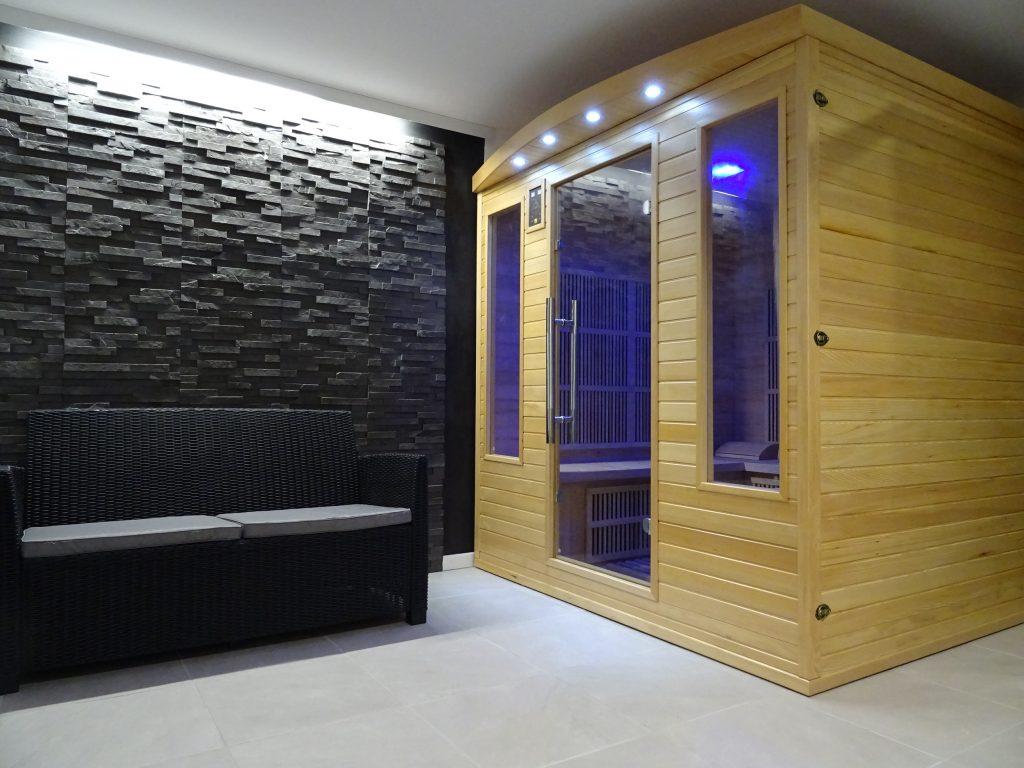Chabanettes Hotel & Spa (Sauna)