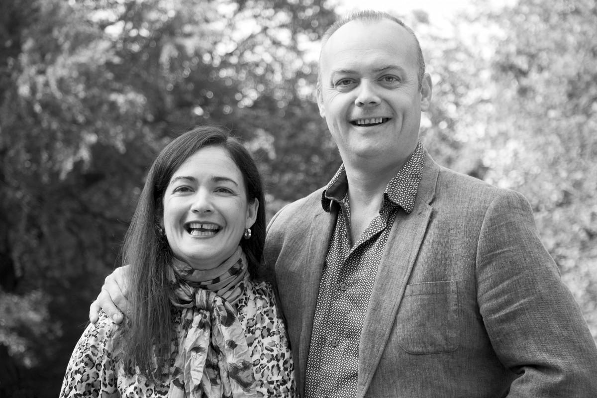 Tim Bell & Ingrid Boyer Chabanettes Hotel & Spa