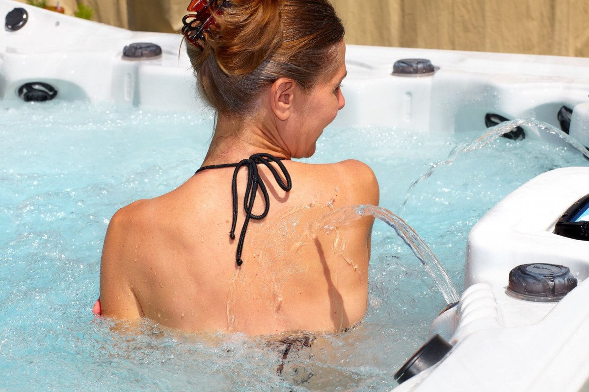 Chabanettes Boutique Hotel & Spa Jacuzzi Hot Tub
