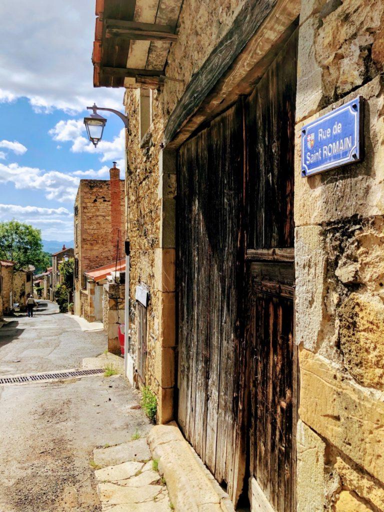 Saint Maurice Puy-de-Dôme Auvergne