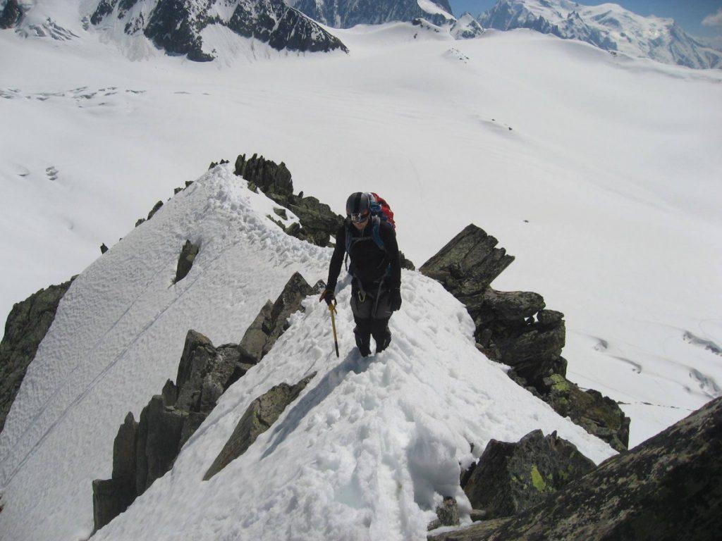 Tim Bell Mont Blanc