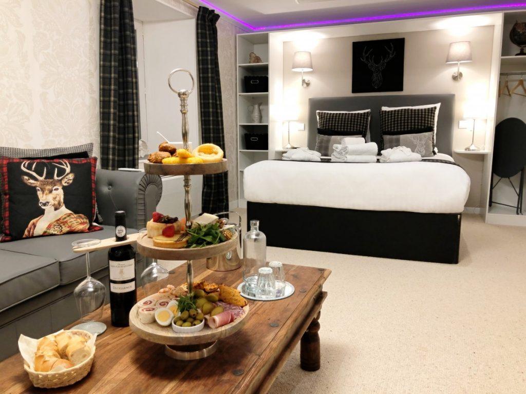 Chabanettes Hotel & Spa Chambre Luxe Auvergne Puy-de-Dôme Livradois Forez63